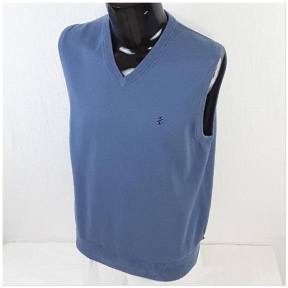 Izod Other - *MEN* IZOD, V-neck Sweater Vest, size Medium